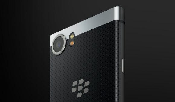 BlackBerry KeyOne release