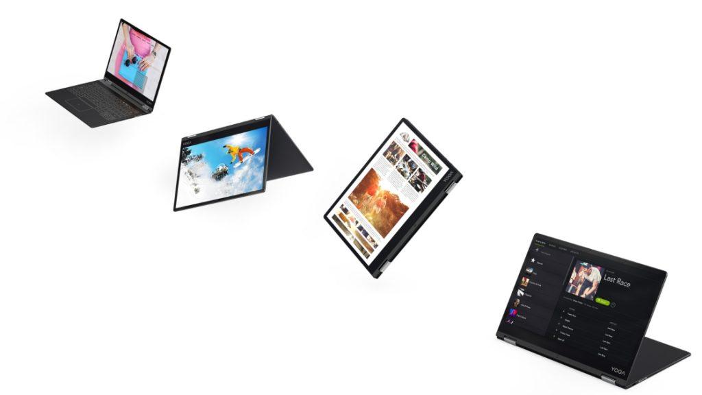 Lenovo Yoga A12 aankondiging