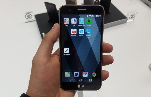 Nieuwe versies LG K8 en K10 nu te koop in Nederland