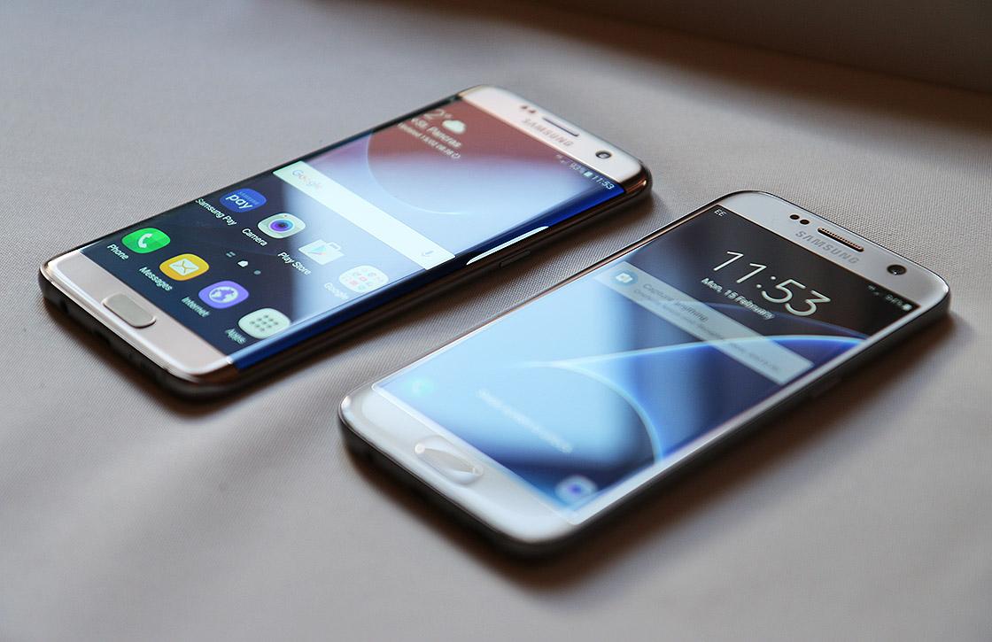 Deze 5 vernieuwingen brengt de Nougat-update voor de Galaxy S7 (Edge)