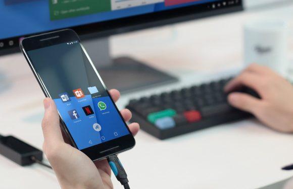 Remix Singularity maakt van je smartphone een pc