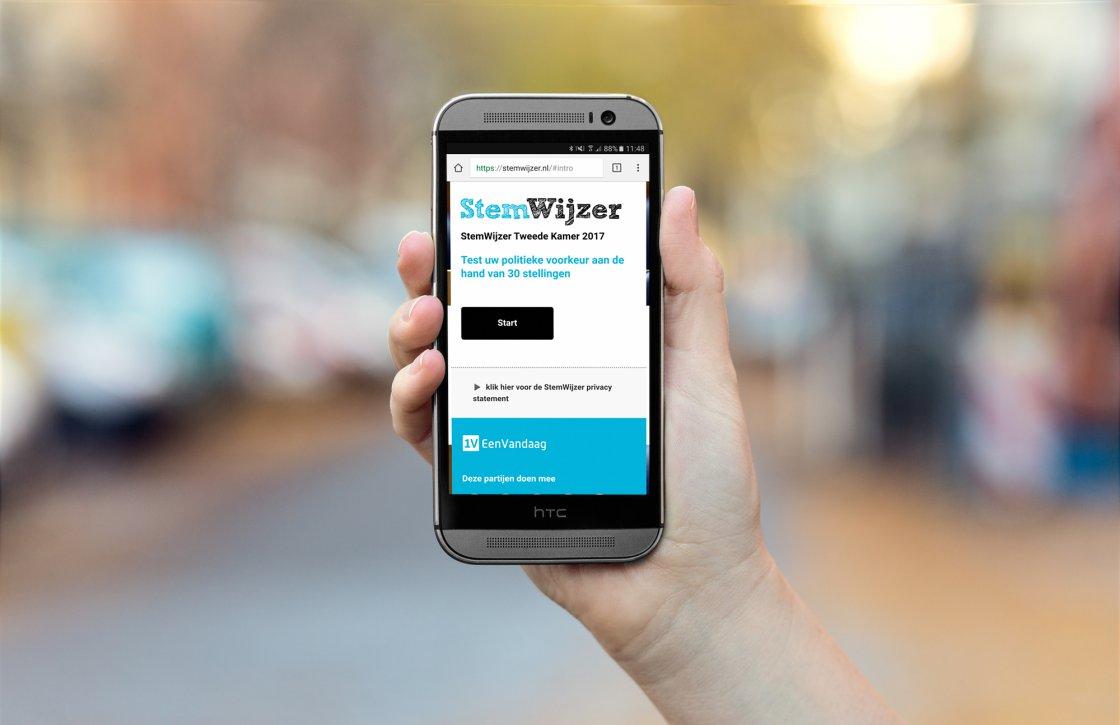 De 5 beste apps voor de Tweede Kamerverkiezingen 2017