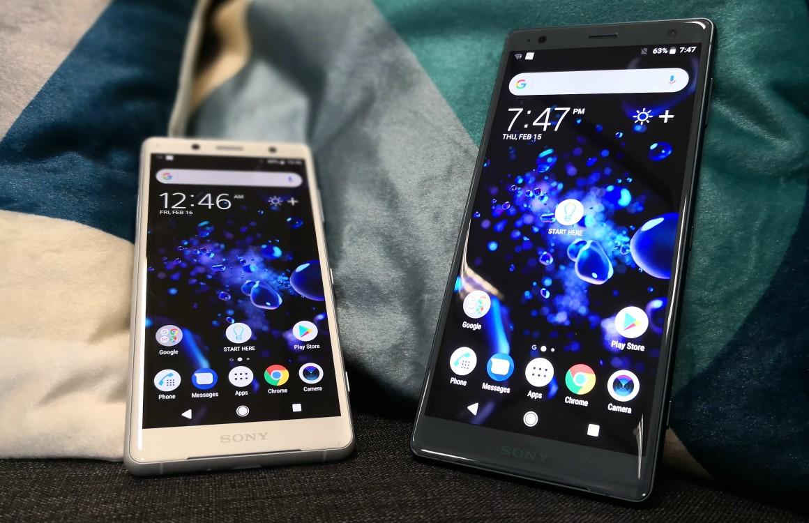 Preview: Sony maakt Xperia XZ2 en XZ2 Compact beter, maar niet het best