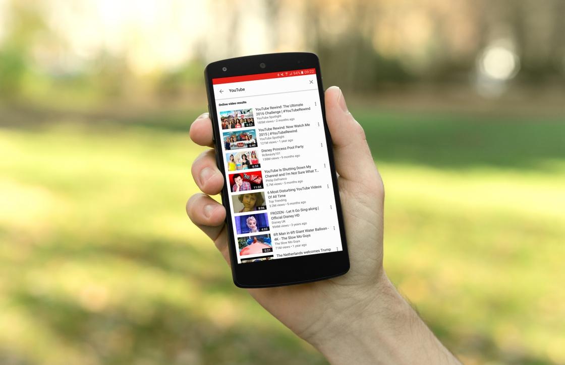 YouTube Go maakt je favoriete video's offline beschikbaar