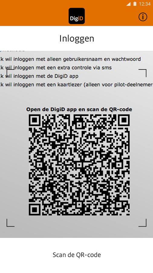 Overheid brengt DigiD-app uit om veilig in te loggen ...