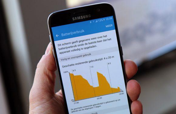 Smartphones in 2017: 5 minuten opladen voor 5 uur gebruik