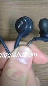 Galaxy S8 oordopjes