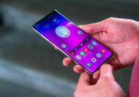 Met deze app verberg je het cameragat van de Galaxy S10 en S10 Plus