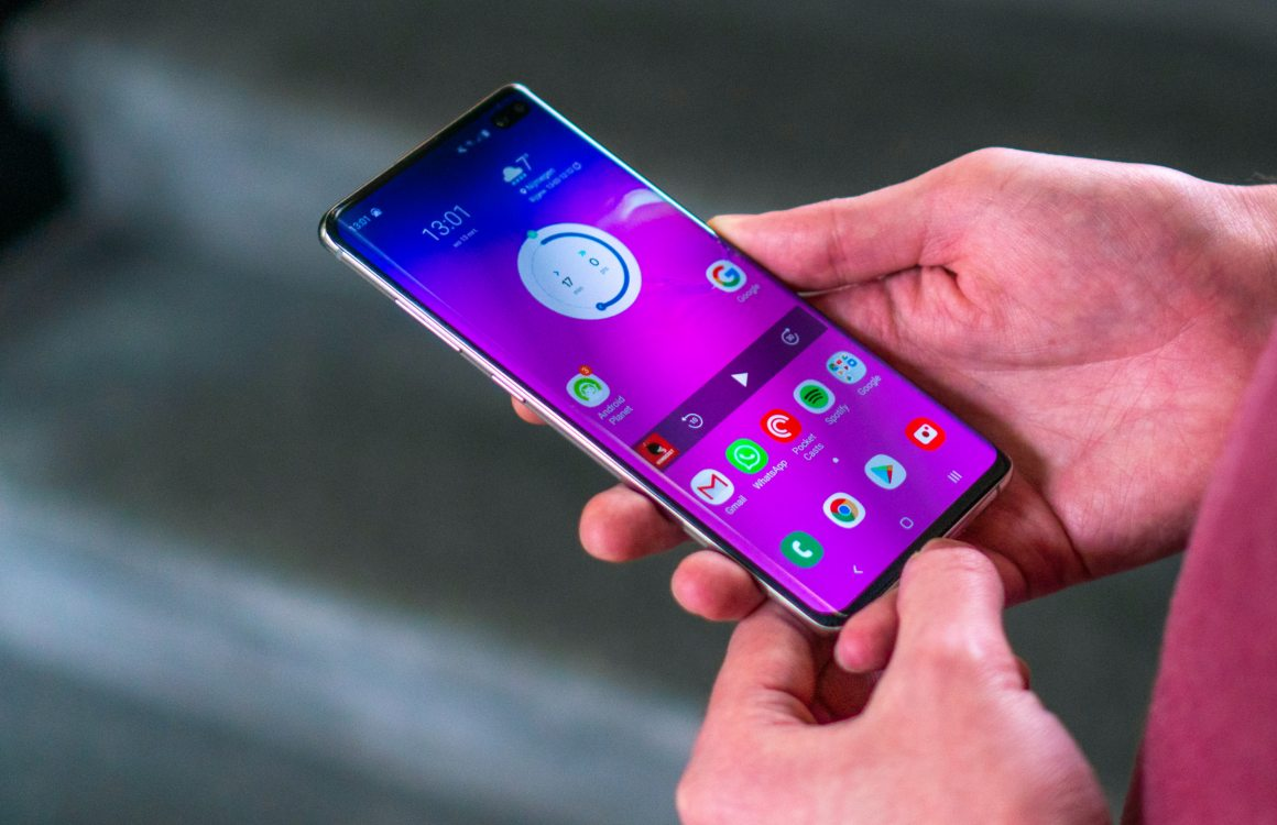 Review-update: Samsung Galaxy S10 is anno 2020 vervangen door Samsung zelf