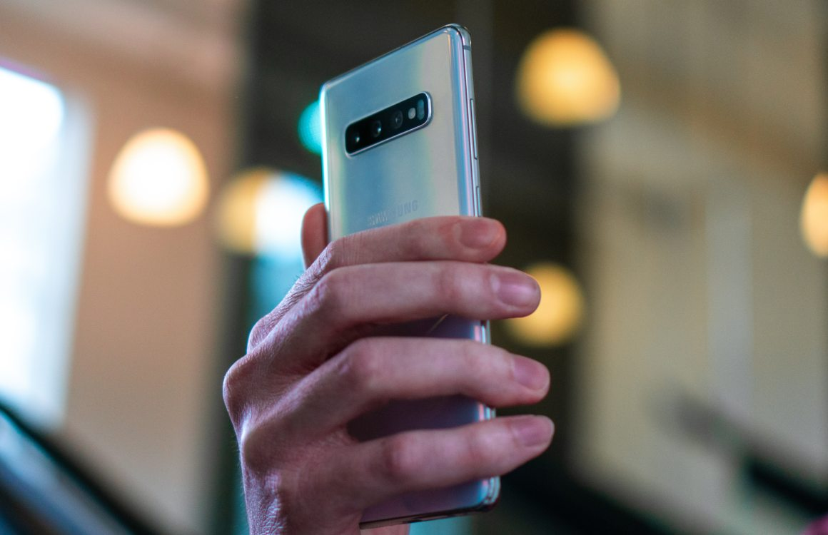 Samsung Galaxy S10-update voegt camerafeatures van Note 10 toe
