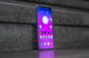 Samsung Galaxy S10 prijsdaling