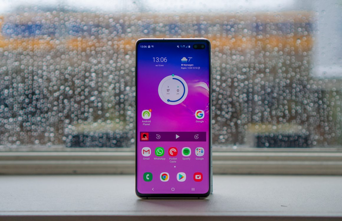 Videoreview: Samsung Galaxy S10 is krachtige kroonprins