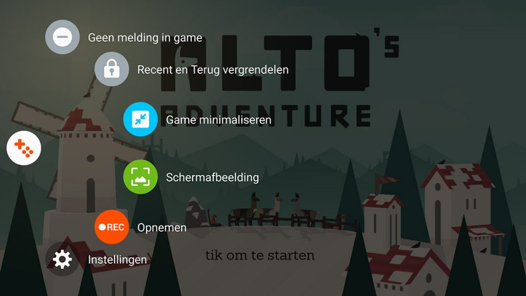 game launcher samsung