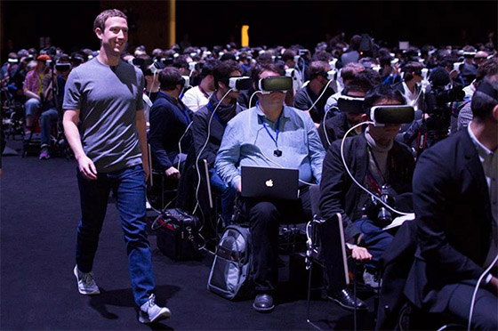 gear vr mark zuckerberg