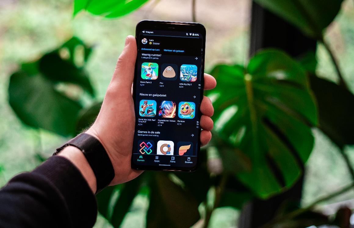 'Zo gaat de Play Store je apps sneller installeren en starten'