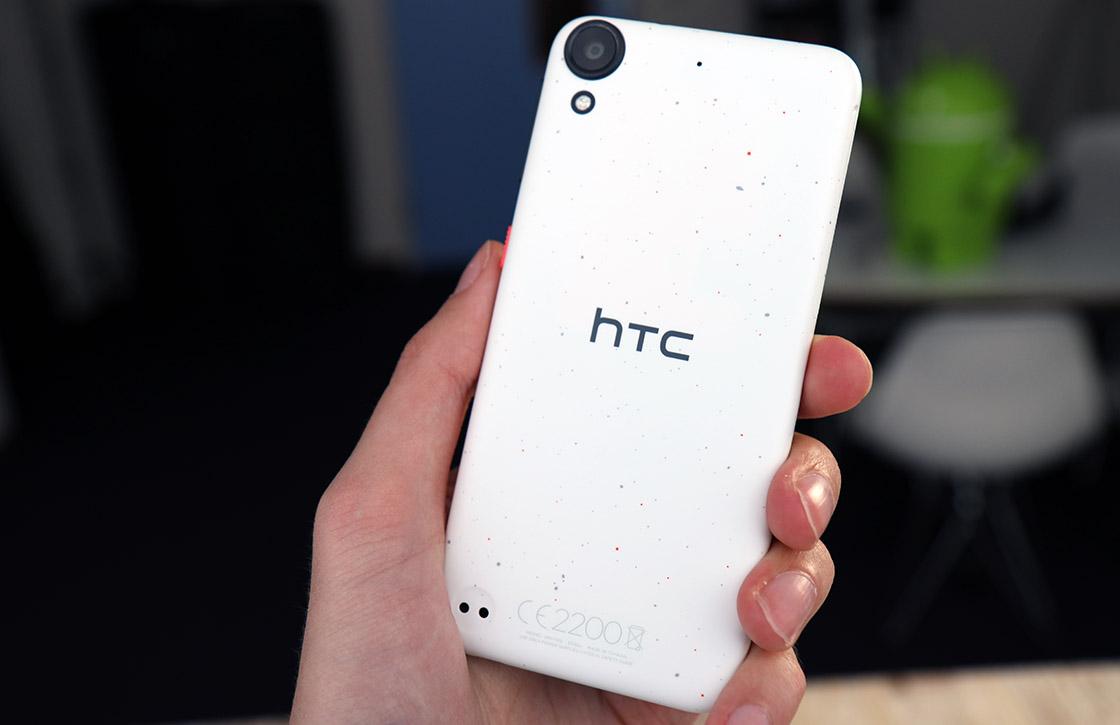 HTC toont goedkope Desire 650 met rubberen afwerking