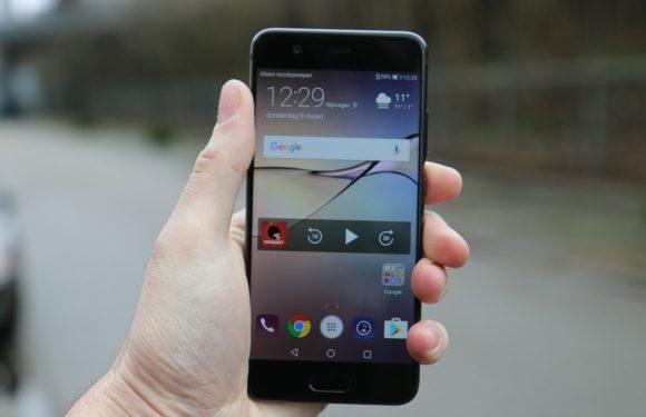 Huawei P10 geheugen
