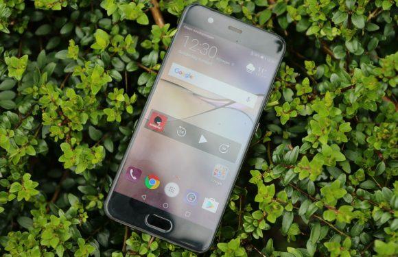 Android Oreo-update voor Huawei P10 eind februari beschikbaar