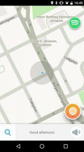 Spotify Waze integratie