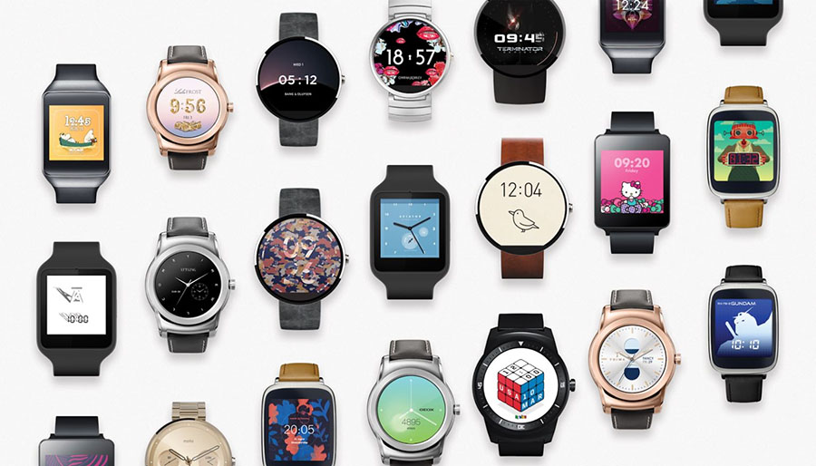 android wear accu