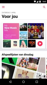 Apple Music 2.0-update