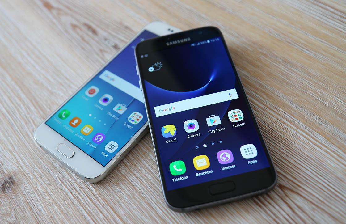 Samsung Galaxy S7 vs Galaxy S6: wel of niet upgraden?