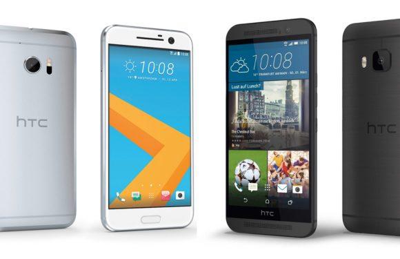 HTC 10 versus HTC One M9: toptoestellen vergeleken