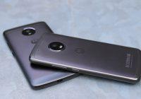 'Dit is de Motorola Moto E5, met verplaatste vingerafdrukscanner'