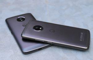 Motorola Moto E5 foto
