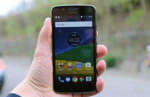 Motorola Moto G5 beste smartphone juni 2017