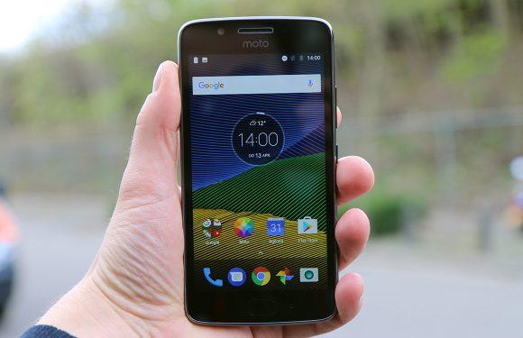 Android 8.1 (Oreo)-update voor Motorola Moto G5 (Plus) eindelijk beschikbaar