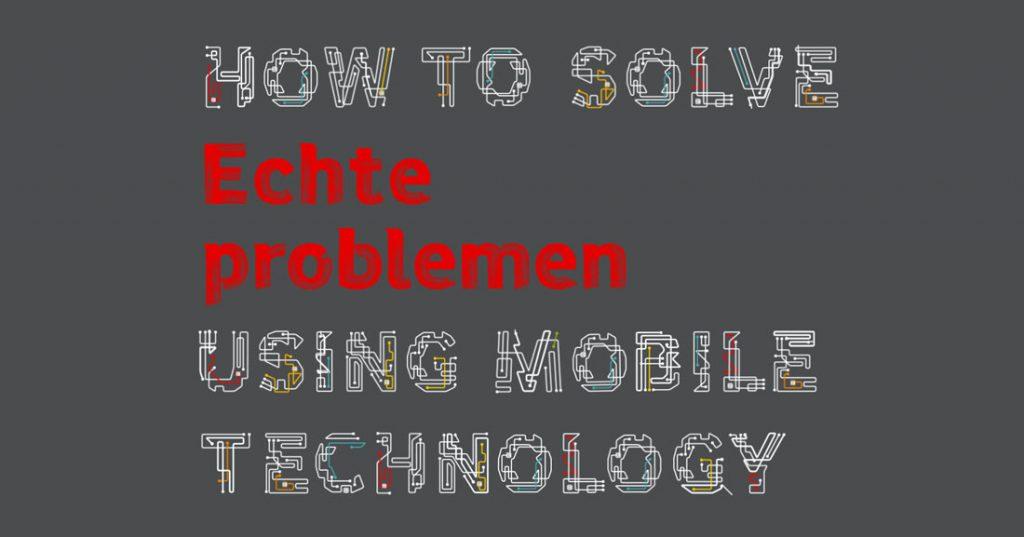 Mobiles for Good Challenge