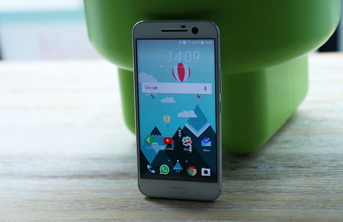'HTC Desire 10 wordt goedkoop alternatief voor HTC 10'