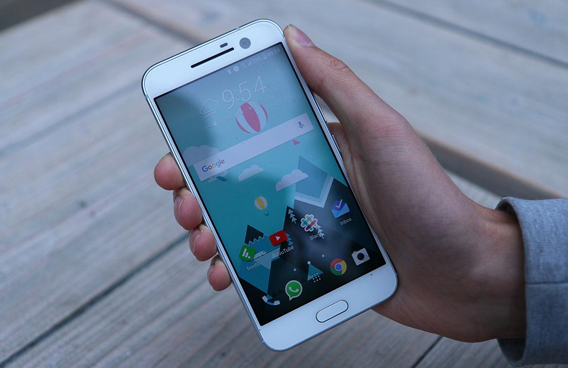 'HTC 10 Android 7.0-update wordt vanaf nu wereldwijd uitgerold'