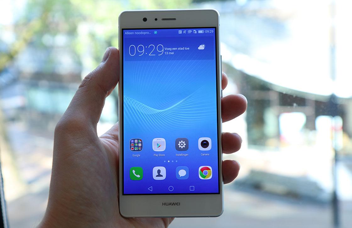 Eerste indruk: aan de slag met de Huawei P9 Lite
