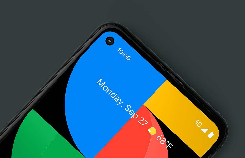 Officieel: dit is de Google Pixel 5a met 5G-internet en een vertrouwd design