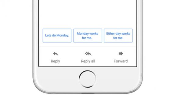 smart reply google i/o aankondigingen