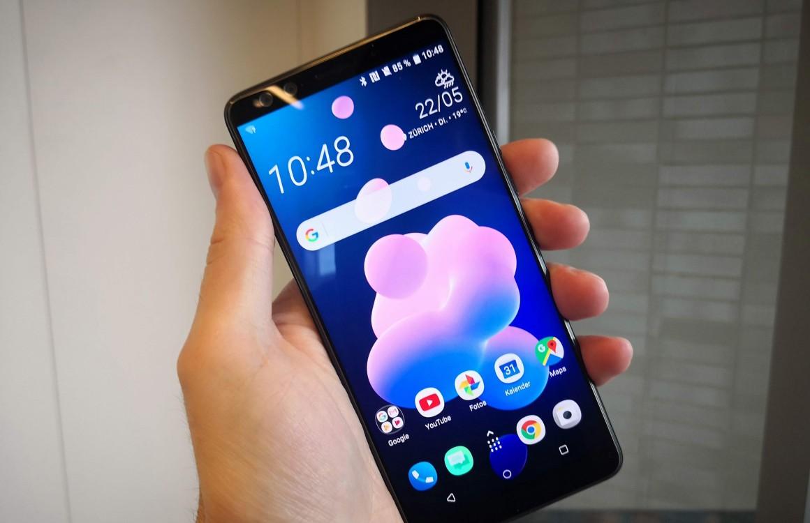 HTC's toekomstplannen: blockchain, VR en kunstmatige intelligentie