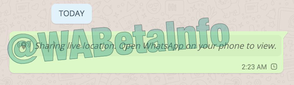 WhatsApp Web Status