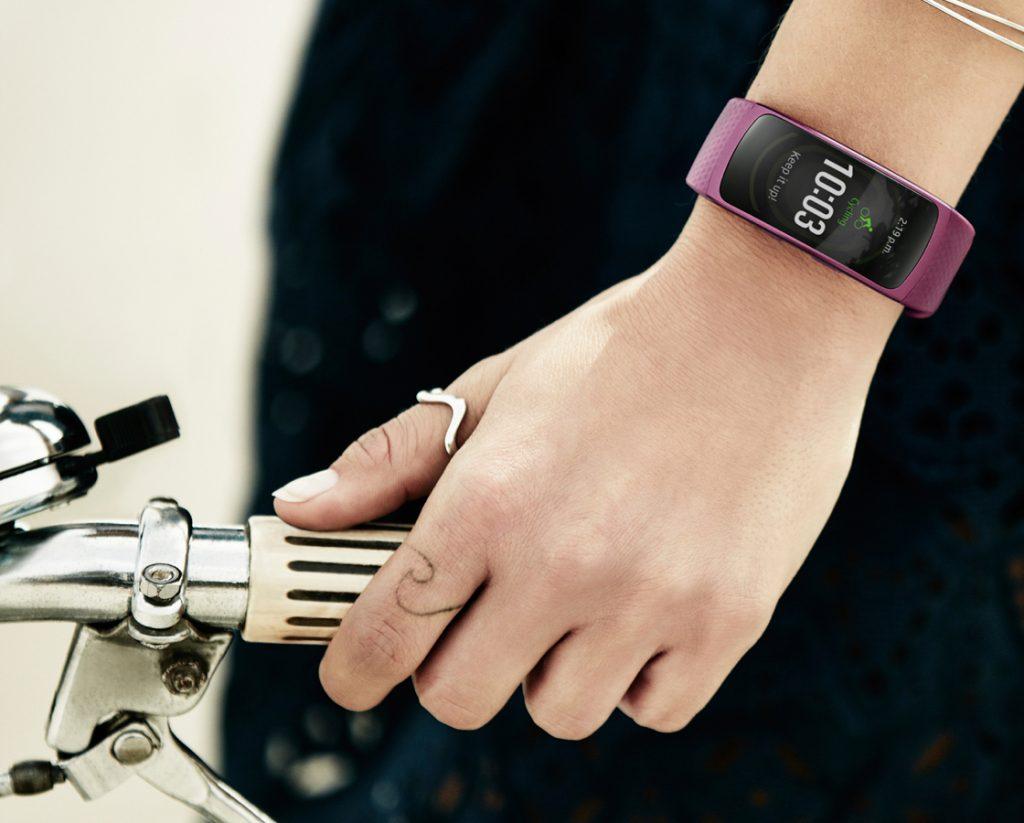 Samsung Gear Fit2 Nederland