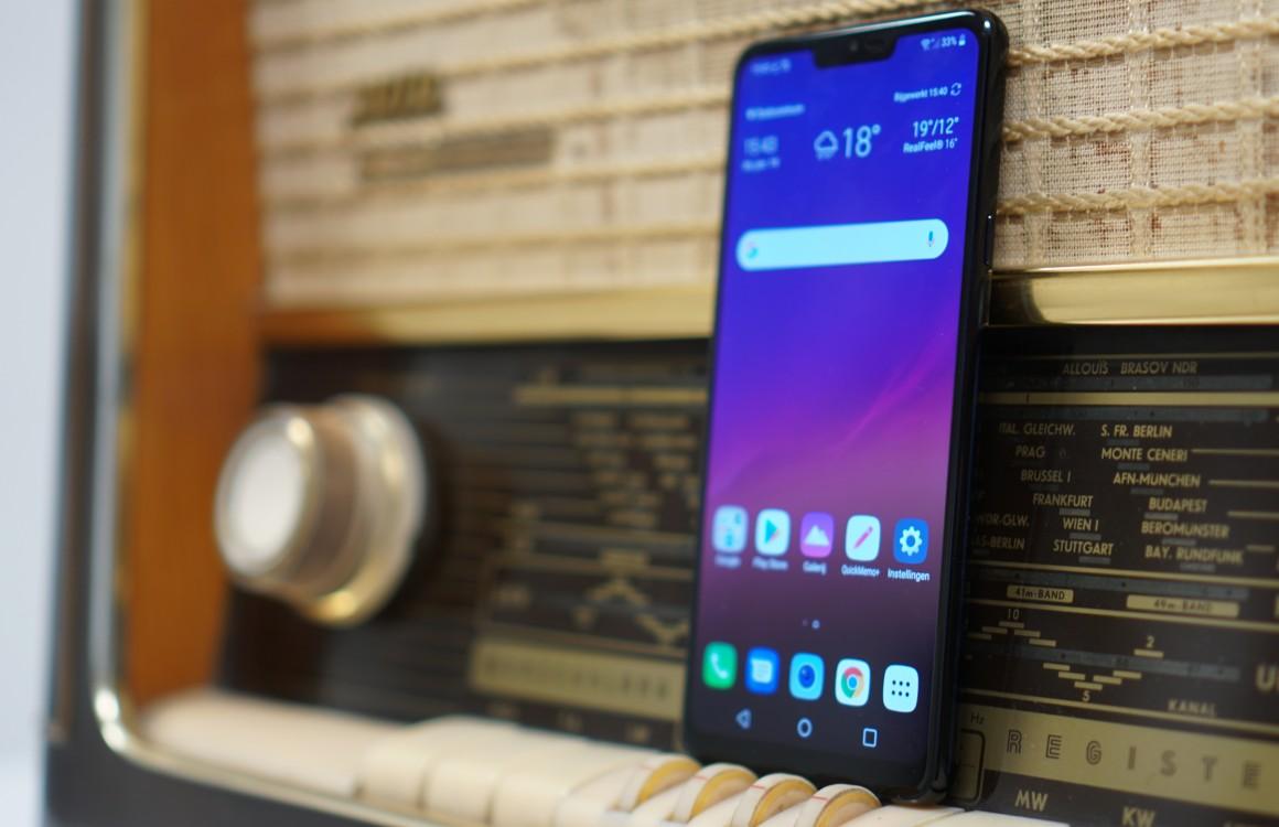 LG rolt updates uit voor G7, G6 en Q6: stickers, Oreo en meer
