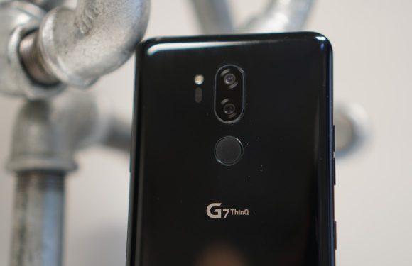 'LG V40 krijgt vijf camera's en vestigt record'