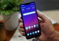 LG komt voorlopig niet met een opvouwbare smartphone