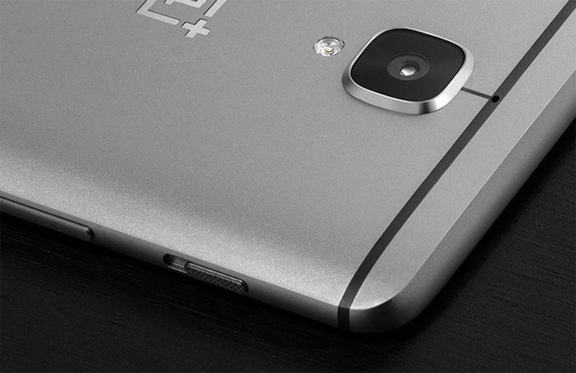 Gerucht: OnePlus 3T wordt op 14 november aangekondigd