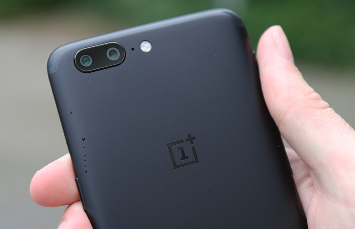Download: OnePlus 5(T)-update verbetert camera en accuduur