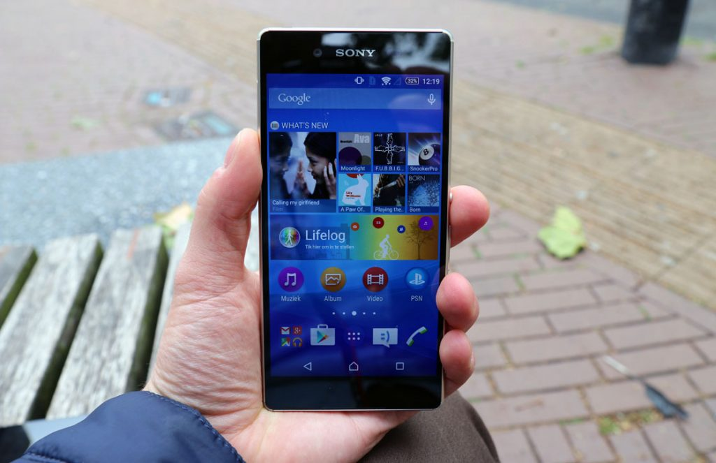 sony xperia z3 plus review