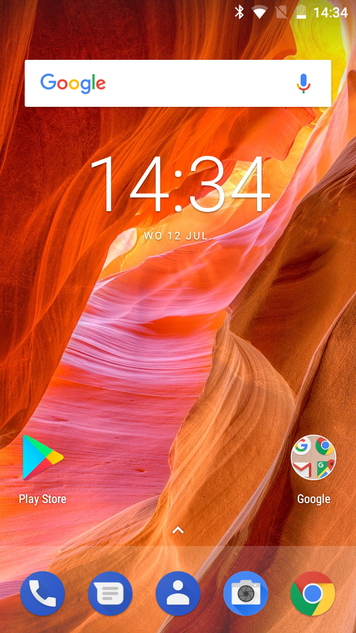 Screenshot Nokia 3 review