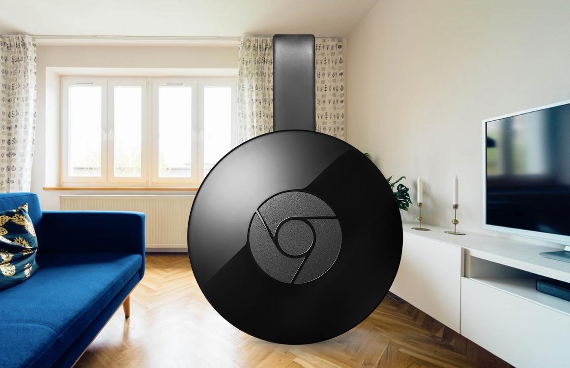 Nieuwe versie van Chromecast krijgt ook betere wifi-verbinding