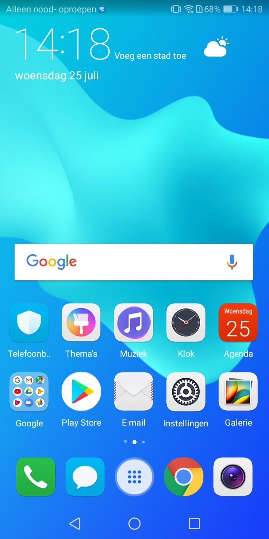 Huawei Y6 Pro Update Marshmallow