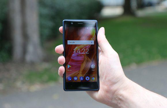 Nokia 3 stevigheidstest